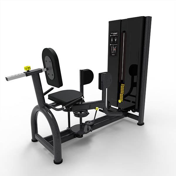 Cadeira Abdutora Titanium Fitness Special