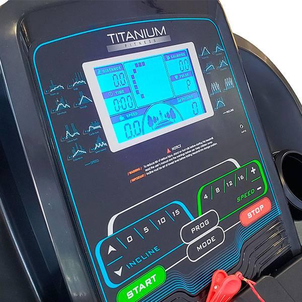 Esteira Titanium TC37