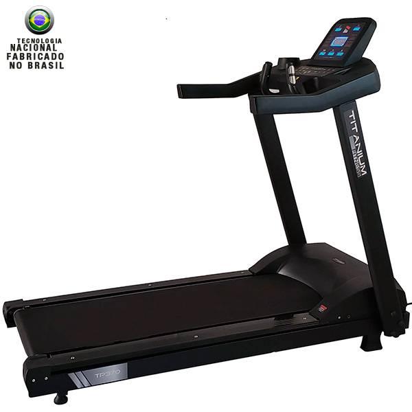 Esteira Titanium Fitness TP370