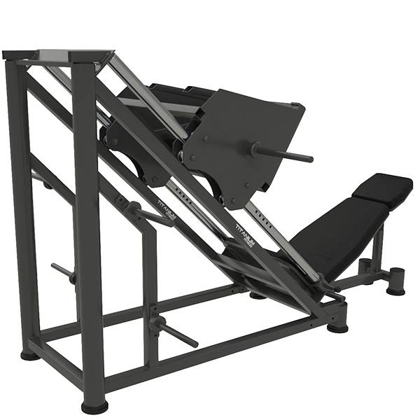 Leg Press 45º Titanium Fitness Essential
