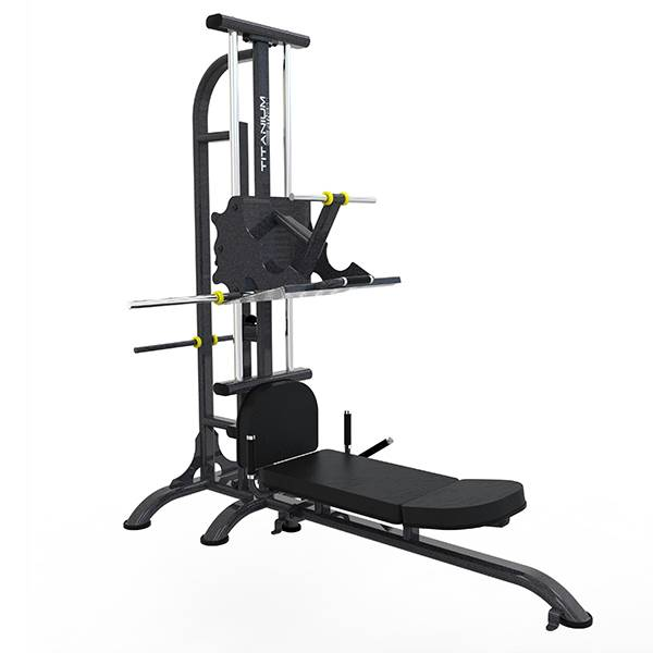 Leg Press 90º com Anilha Titanium Fitness Special