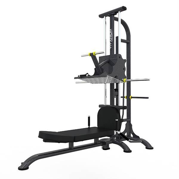 Leg Press 90º com Anilha Titanium Fitness Special