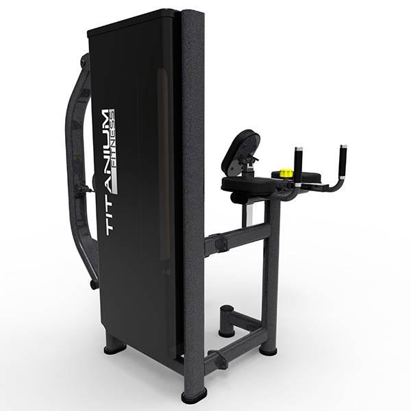 Mesa para Glúteo em pé Titanium Fitness Special
