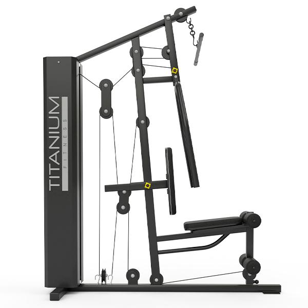 Multiestação Titanium Fitness GC47S