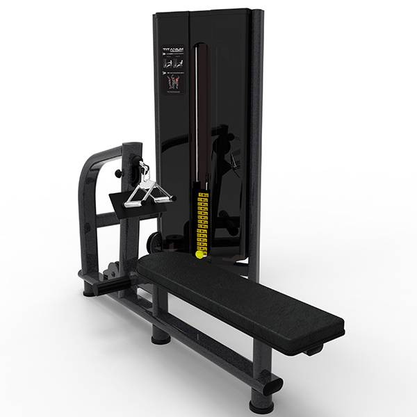 Puxador Horizontal Titanium Fitness Special