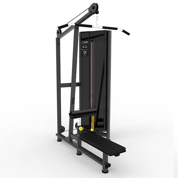 Puxador Vertical Titanium Fitness Special