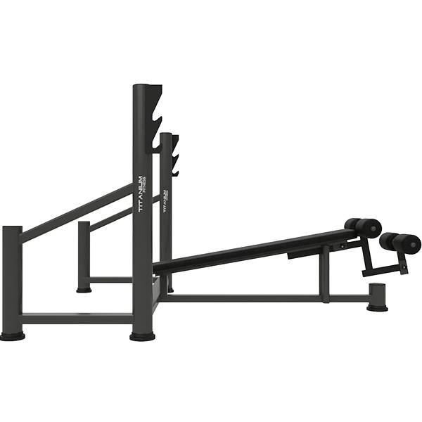 Supino Declinado Titanium Fitness Essential